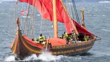 vikingship.drakenharalfharfagre